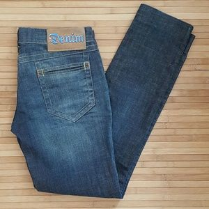 UNITED COLORS OF BENETTON jeans 44(fits like 4-6)
